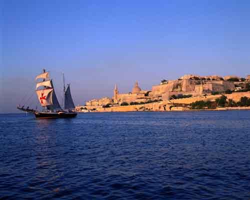 Malta, la isla mágica