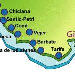 De Barbate a Tarifa: Playas de Zahara para un fin de semana en Cádiz