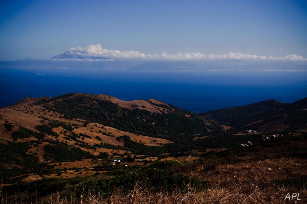 Mirador del Estrecho - Tarifa - Vistas a Marruecos y Ceuta