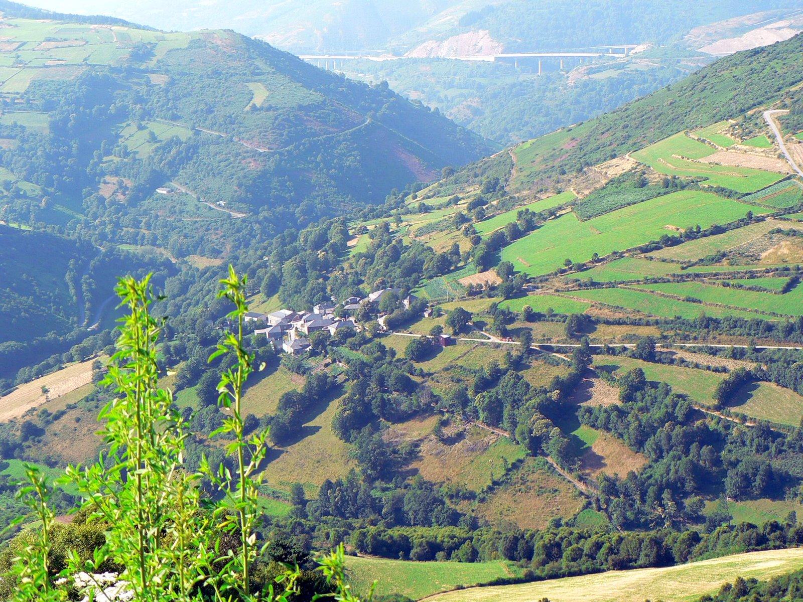 Resultado de imagen de agricultura de montaña navarra