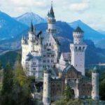 El Castillo de Neuchwanstein. Baviera, Füser. Castillos de Alemania