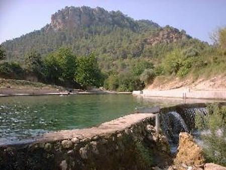 hoteles rurales provincia de teruel:
